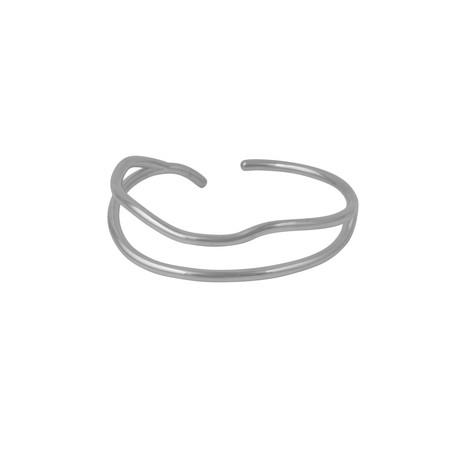 Shahla Karimi CUSTOM Destination Cuff Bracelet
