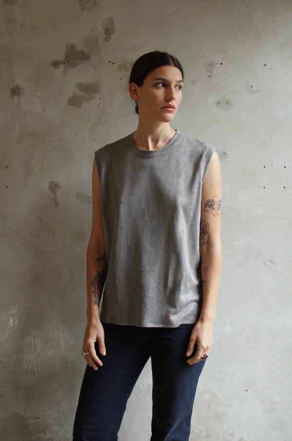 UNIFORME Mitchell Tee - Luxe Organic Linen