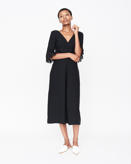 William Okpo MS.POPE JUMPSUIT