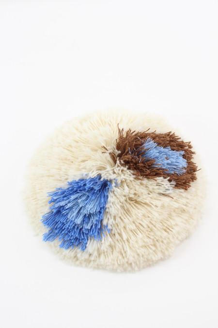 Artist Alpaca Handmade Fringe Pillows A6