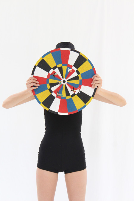 Fredericks And Mae Dartboard & Darts Handmade In NYC