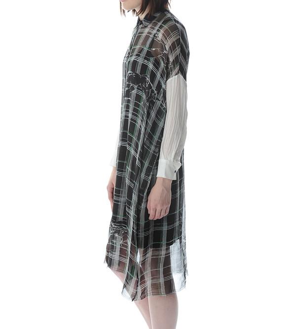 Raquel Allegra Collared Dress