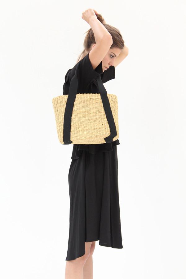 Muun Straw Cabal Bag