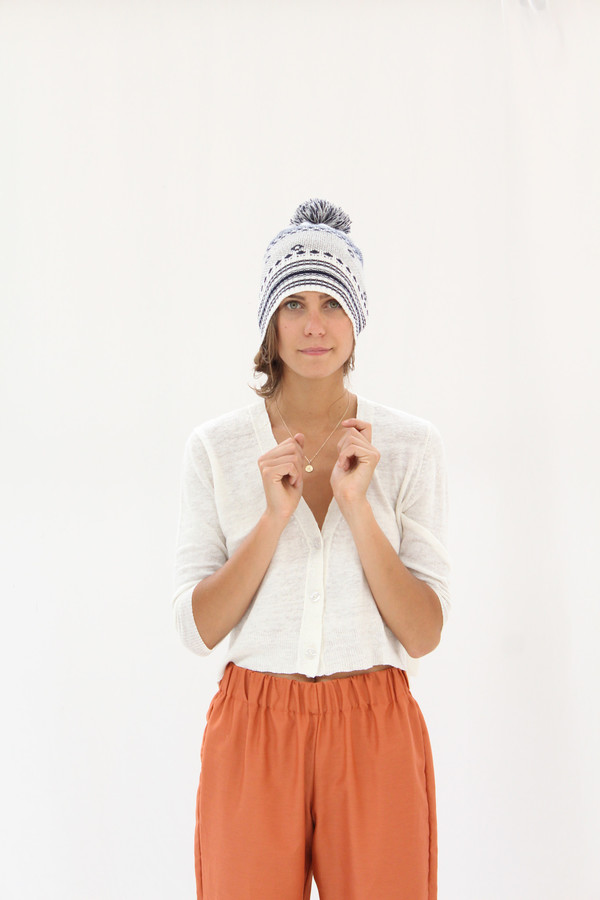 Rachel Comey Eclipse Hat Knit