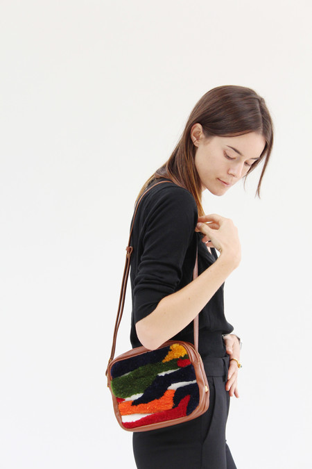 Rachel Comey Sylph Bag Cognac