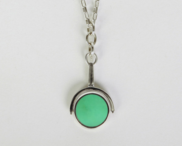 Lacar Colt Necklace
