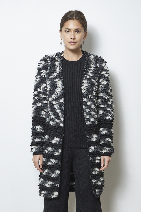 ELEVEN SIX JOHANNA SWEATER JACKET