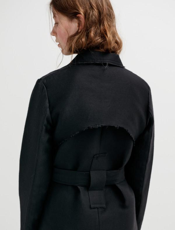 Etienne Deroeux Womens Marcia Coat