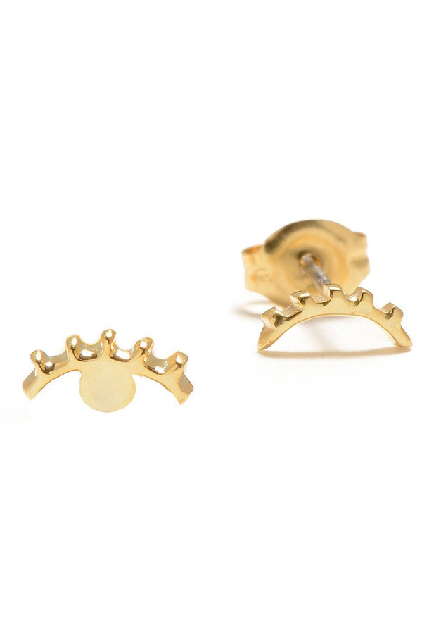 Bing Bang NYC Winking Eye Studs