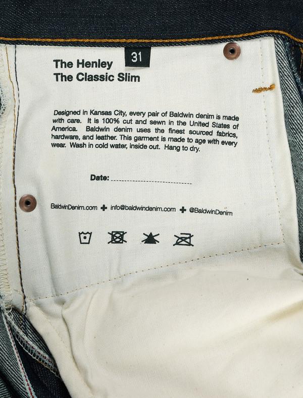 Men's Baldwin The Henley