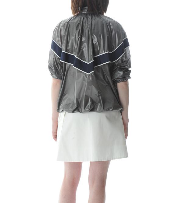 Sacai Luck Grey Wind Breaker Jacket