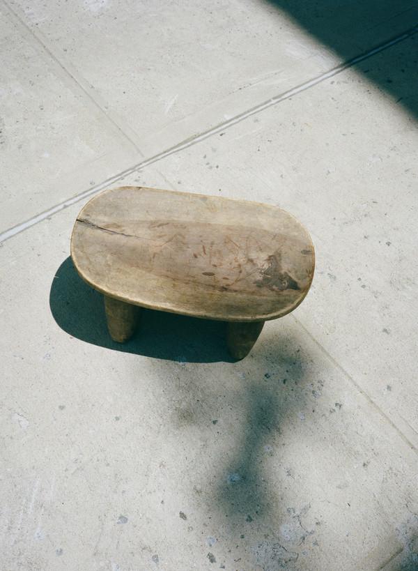 Senefu Wooden Stool