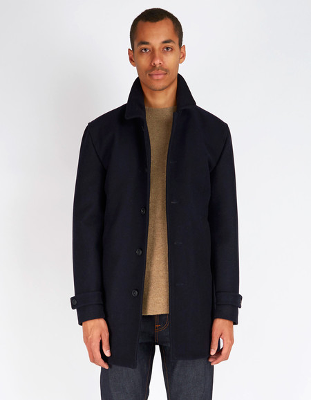 Men's Minimum Jenkings Outerwear Dark Navy