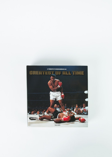 Taschen Greatest of All Time - A Tribute to Muhammad Ali