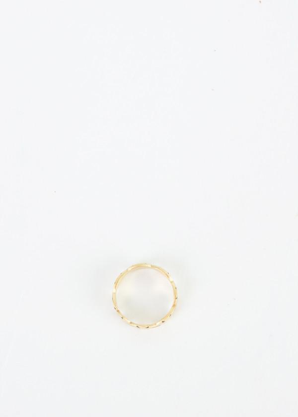5 Octobre Free Scalloped Ring