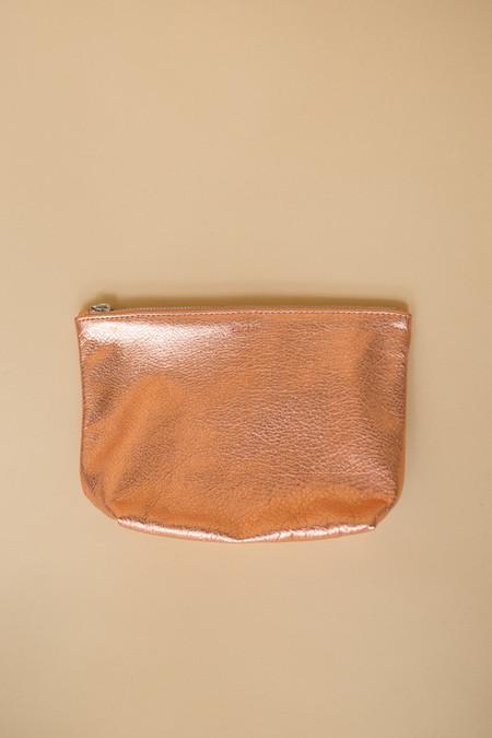 BAGGU Medium Stash Clutch / Copper