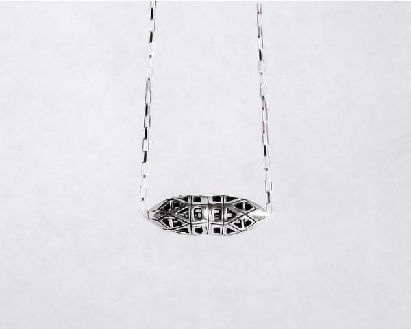Lacar Mini Capsule Necklace