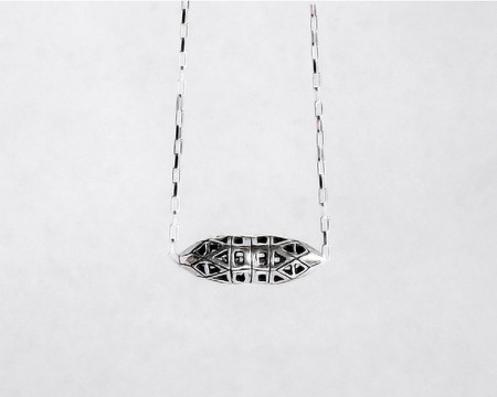 Lacar Mini Capsule Necklace