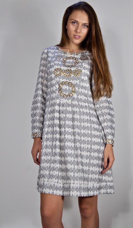 Gat Rimon Tolu Dress with Lurex