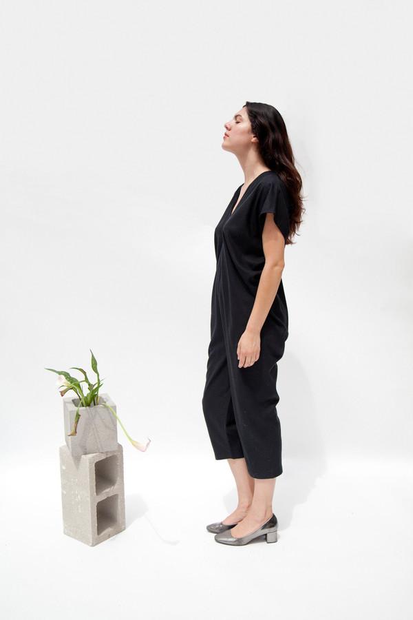 Miranda Bennett Jumpsuit Silk