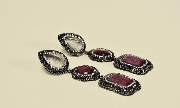 Of Rare Origin Glam earrings