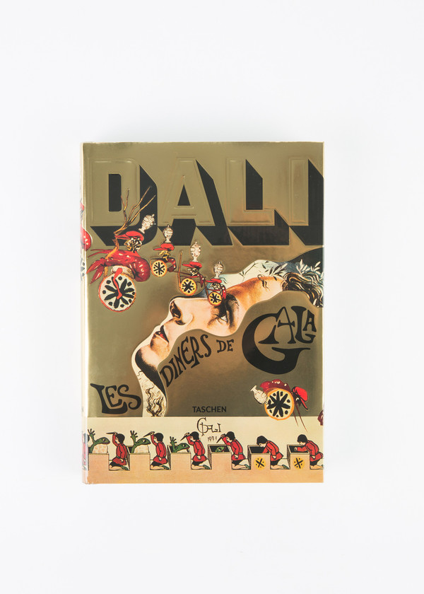 Taschen Dalí: Les dîners de Gala