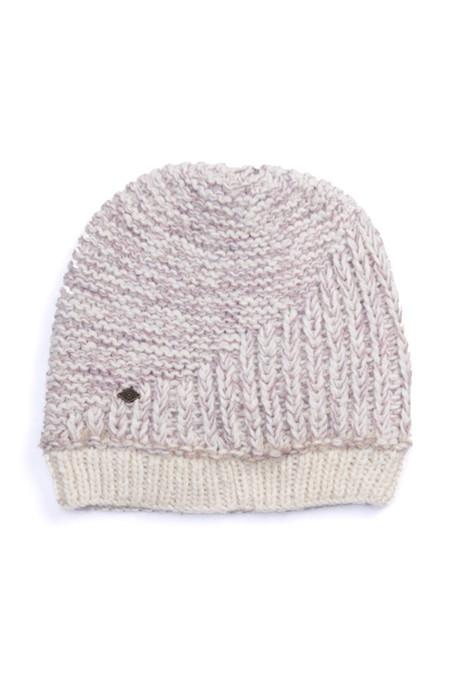 EMILIME Wall Knit Hat Soft Lavender