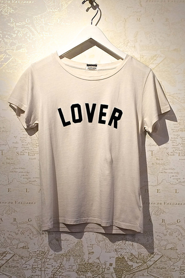 Mother Denim Little Goodie 'Lover' Tee