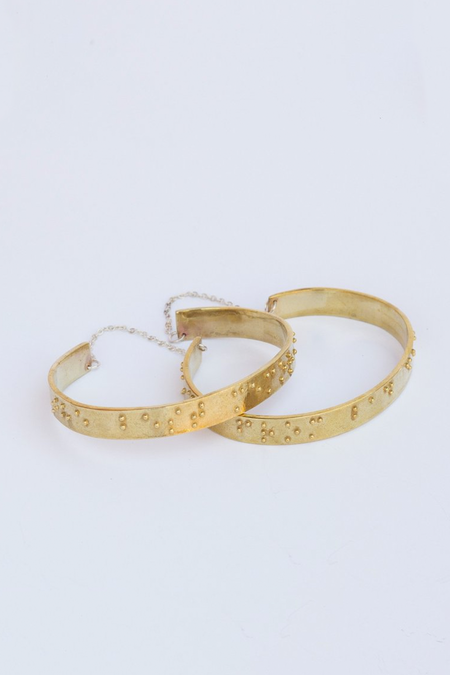 Covet + Keep Allie Bracelet - Brass