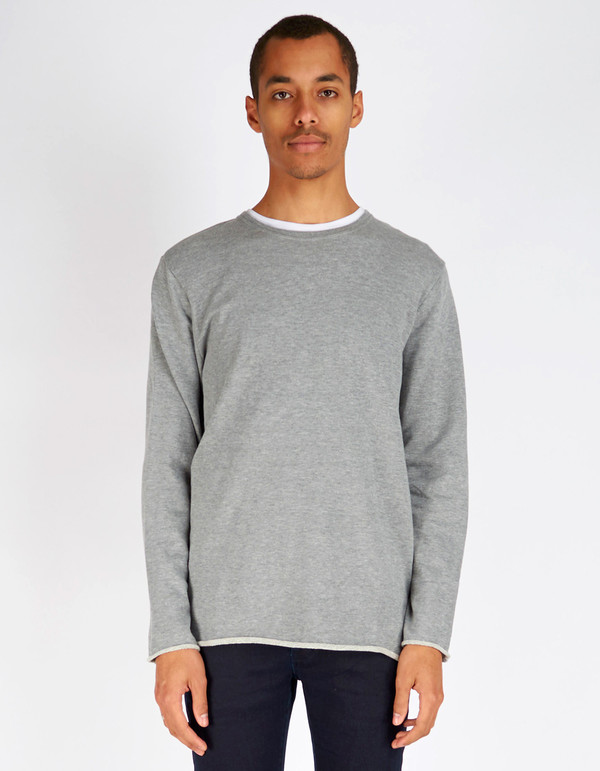 Men's Neuw Enkel Fleece Grey Marle