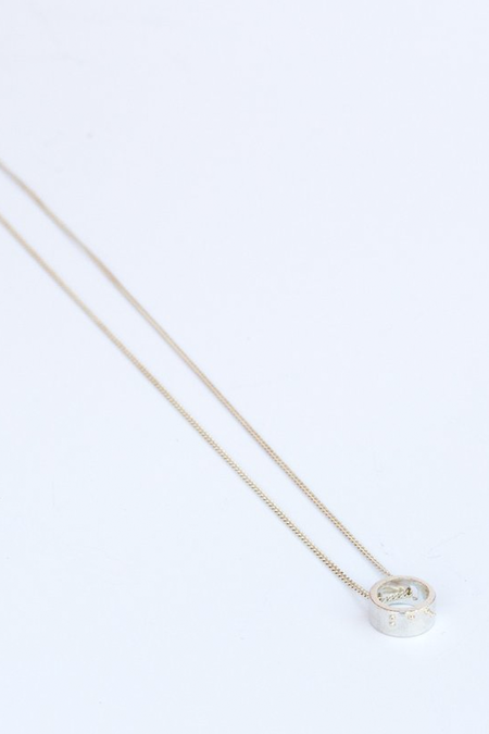 Covet + Keep Tawnee Necklace - Silver