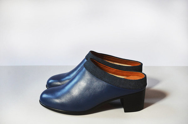 PRE-ORDER HOPP Collared Mule - 5 Colors