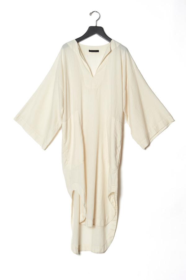 KES The Desert Dress Crinkled Cotton