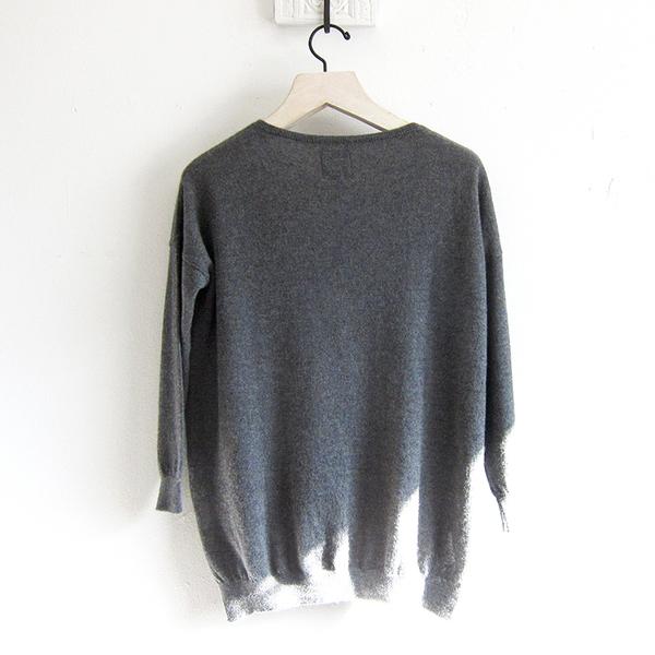 Hannoh pullover Perrine - graphite