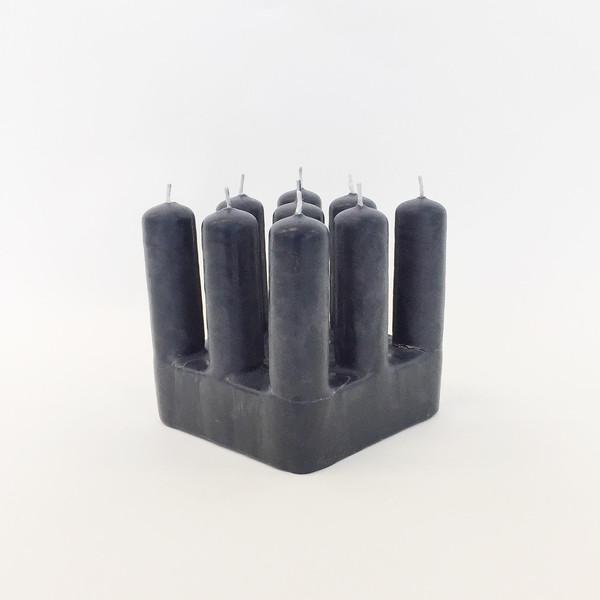 MURU Black Gruyere Candle