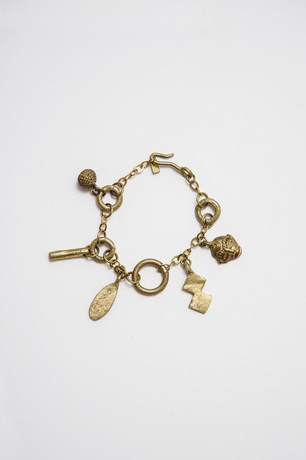 Osei-Duro Charm Bracelet