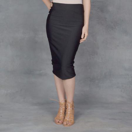 Acacia Umalas Mesh Pencil Skirt