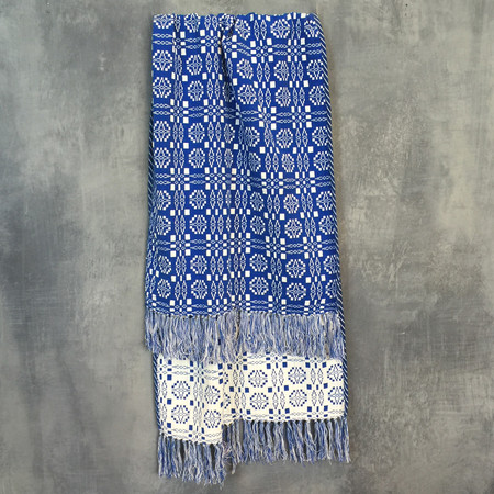 Ace & Jig Ace and Jig Multi Spray Scarf Cardiff and Natural