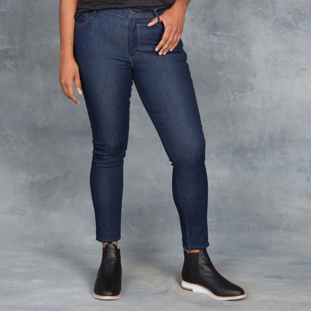 Citizens of Humanity Rocket Petit Sculpt Skinny Jeans Ozone in Rinse