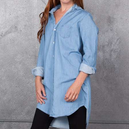 Frank and Eileen Mary Denim Shirt