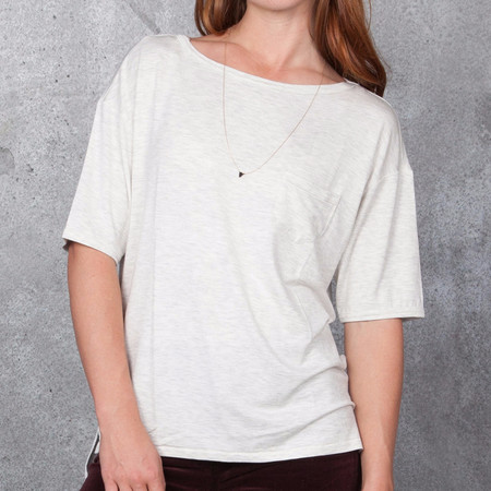 Organic by John Patrick One Pocket Tee