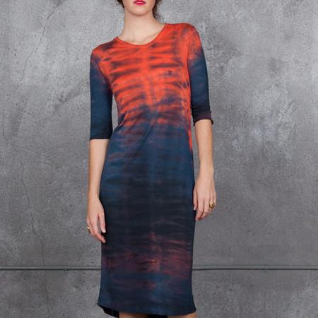 Raquel Allegra Sky Fall Dress