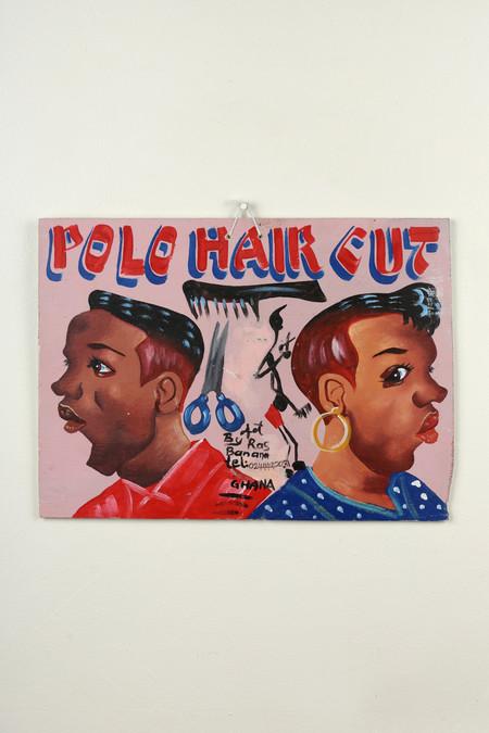 Osei-Duro Barbering sign #5