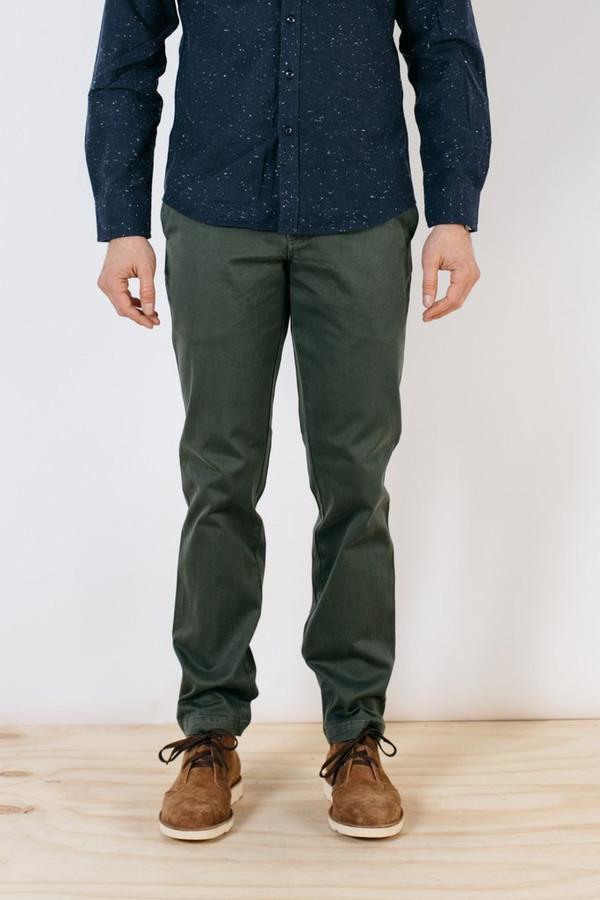 Men's Bridge & Burn Roark Twill Pants / Olive