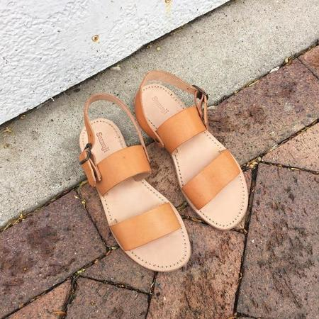Samuji Leather Sandals
