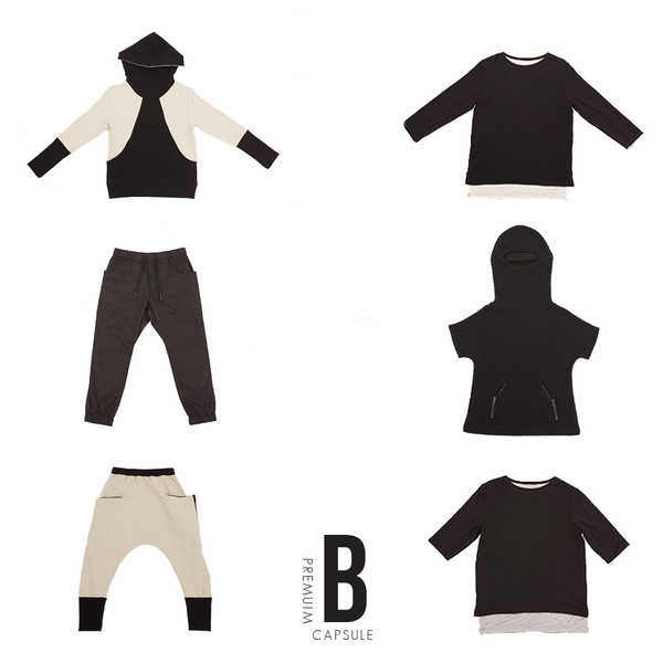 KID'S Age To Come Apparel PREMIUM CAPSULE B