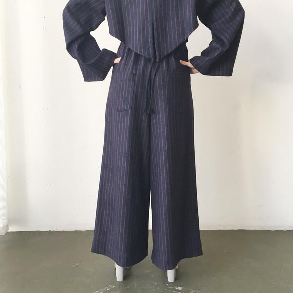 DÉSIRÉEKLEIN Elevado pants, wool