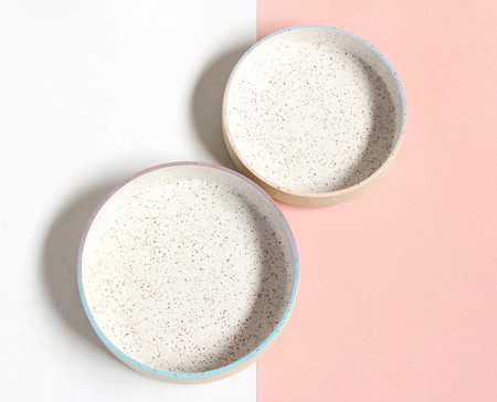 Lindsey Hampton Round Dish