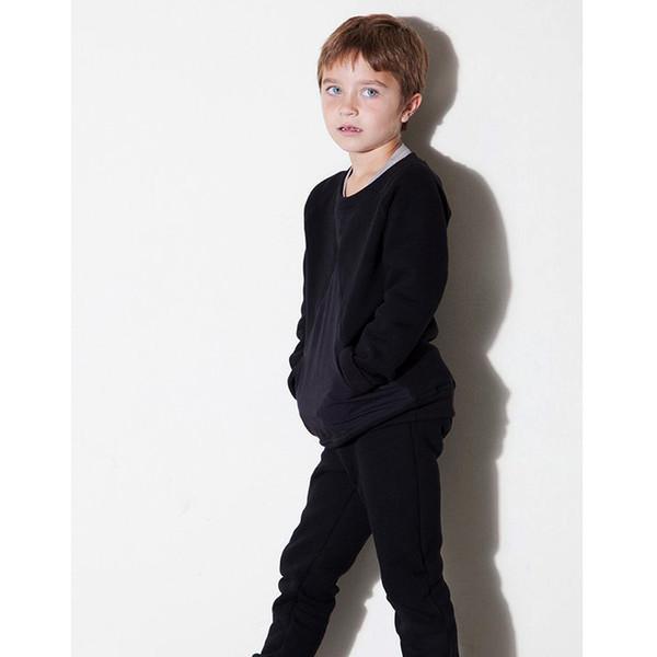 Kid's Mimobee TeePee Sweat - Black