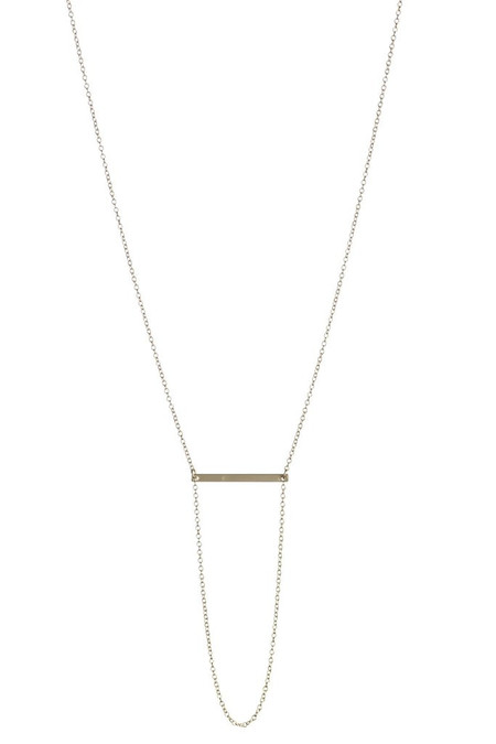 Lisbeth Jewelry SIA NECKLACE IN GOLD